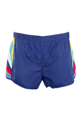 Vintage Van Art Swim Trunk Shorts