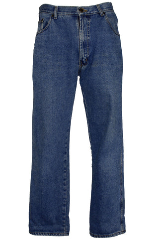Vintage Bugle Boy Dark Wash Jeans