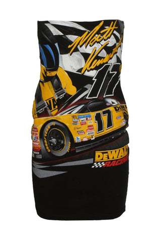 Reworked Vintage 1999 Matt Kenseth Racing Dress