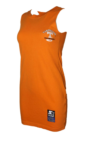 Reworked Vintage Starter Tennessee Volunteers Dress