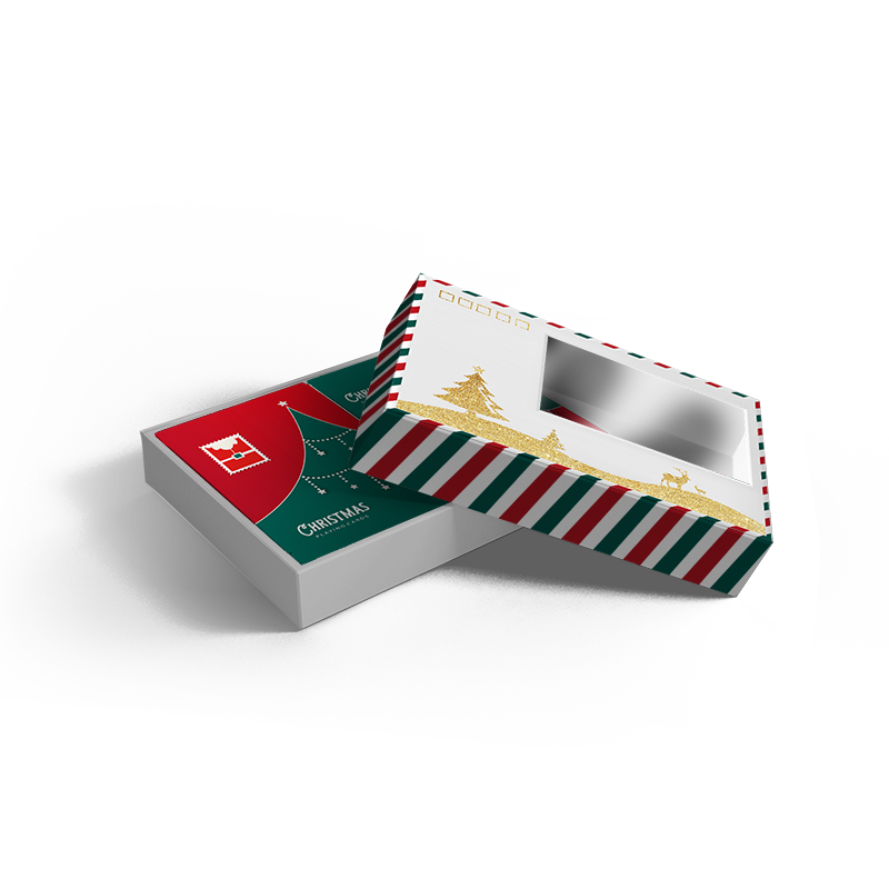 CHRISTMAS PLAYING CARDS SET BY TCC