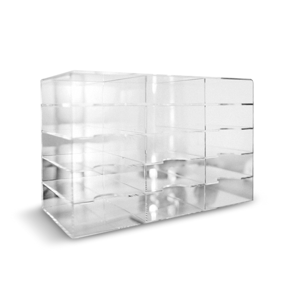 CRYSTAL PLAYING CARDS CABINET  BY TCC