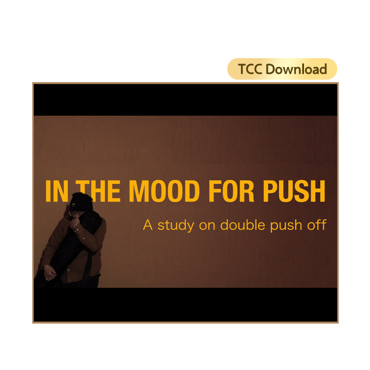 IN THE MOOD FOR PUSH BY LIDDEN LI & TCC (ENGLISH)