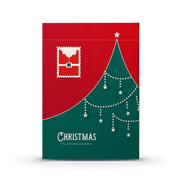 Christmas Playing Cards Set