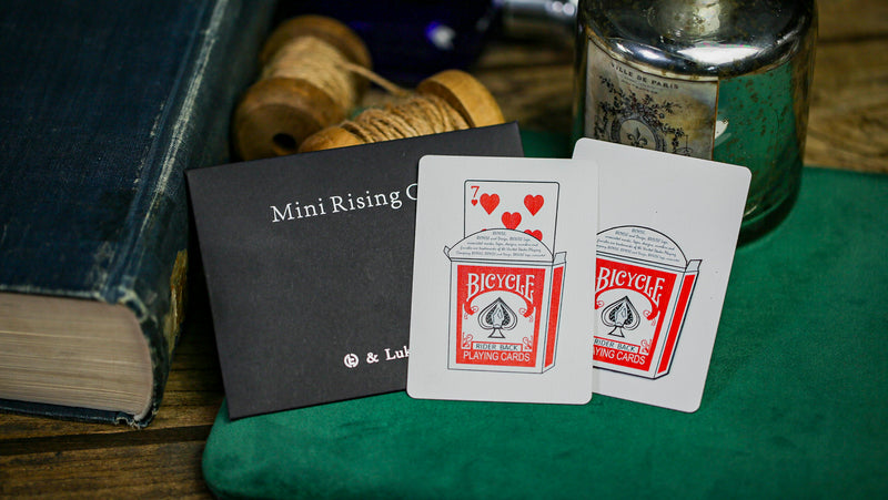 MINI RISING CARD BY LUKAS LIU & TCC