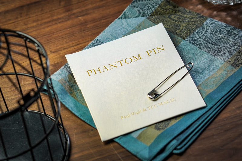 PHANTOM PIN BY PAUL VIGIL & TCC