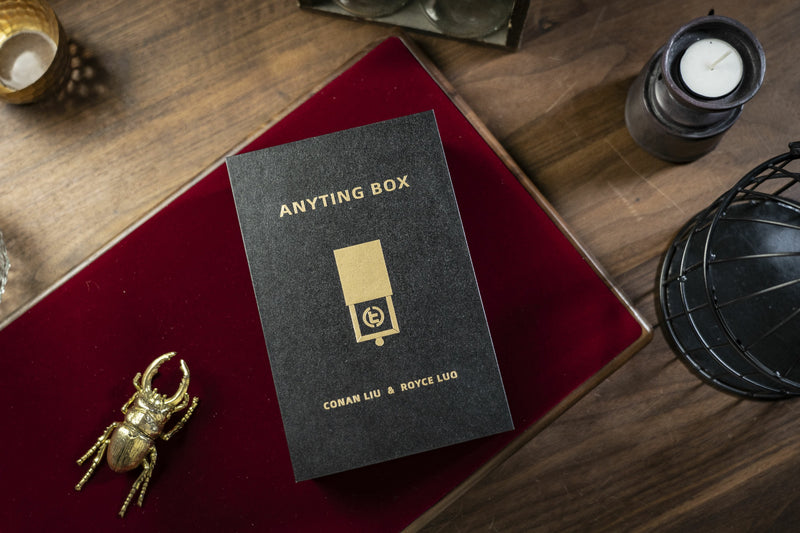 Anything Box By TCC & Conan Liu