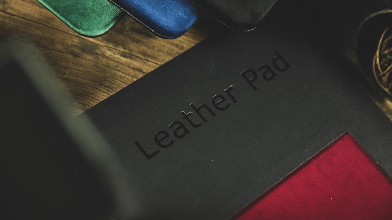 LEATHER PAD BY TCC