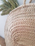 Rounded Palm Basket