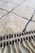 Customized Moroccan Rug Geometric