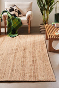 Jute Rug | Organic Rectangle Rug