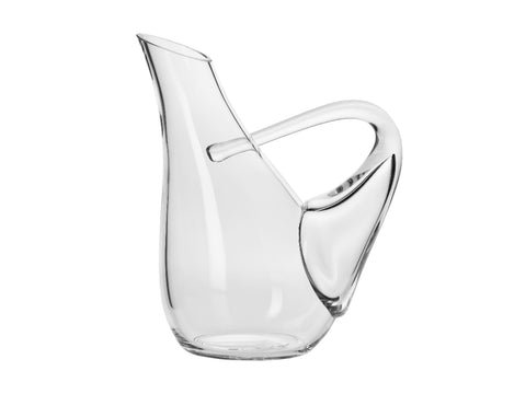 MW KROSNO CONNOISSEUR SWAN DECANTER 1L GIFT BOXED