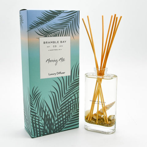 BRAMBLE BAY MORNING MIST DIFFUSER 150ML