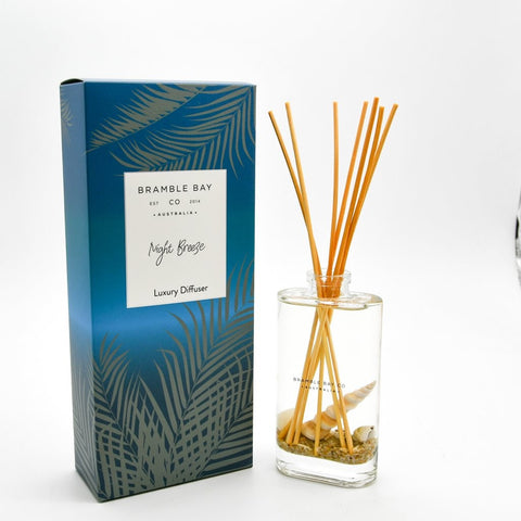 BRAMBLE BAY OCEAN NIGHT BREEZE DIFFUSER 150ML