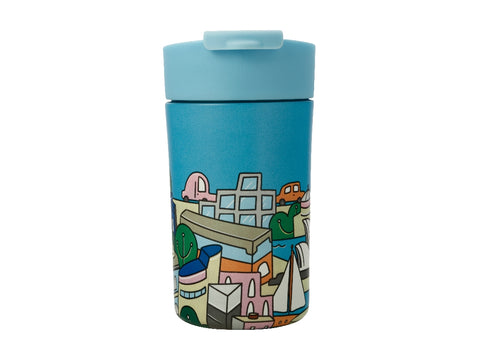 MW Megan McKean Cities Double Wall Insulated Cup 350ML Sydney