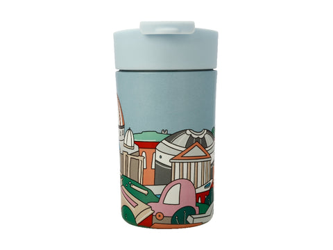 MW Megan McKean Cities Double Wall Insulated Cup 350ML Rome