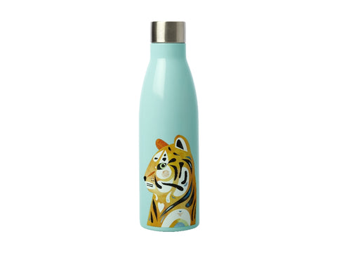 MW Pete Cromer Wildlife Double Wall Insulated Bottle 500ML Tiger
