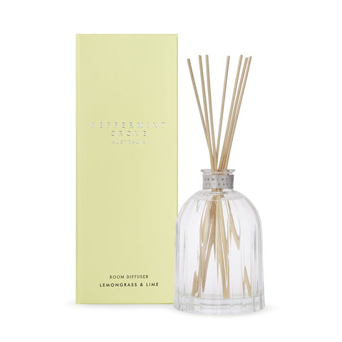 PG LEMONGRASS & LIME DIFFUSER 350ML