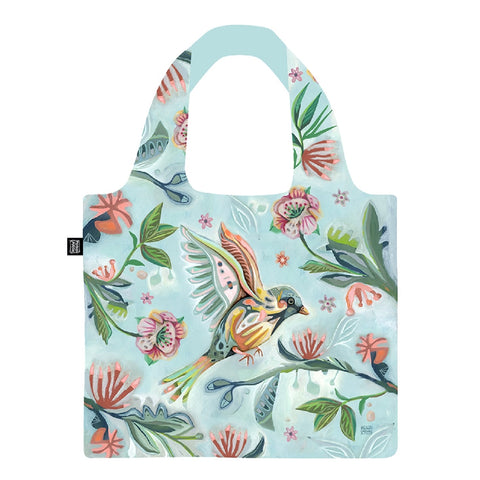 ALLEN DESIGNS BIRD FOLDABLE BAG