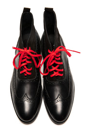Ghete Negre Model Brogue