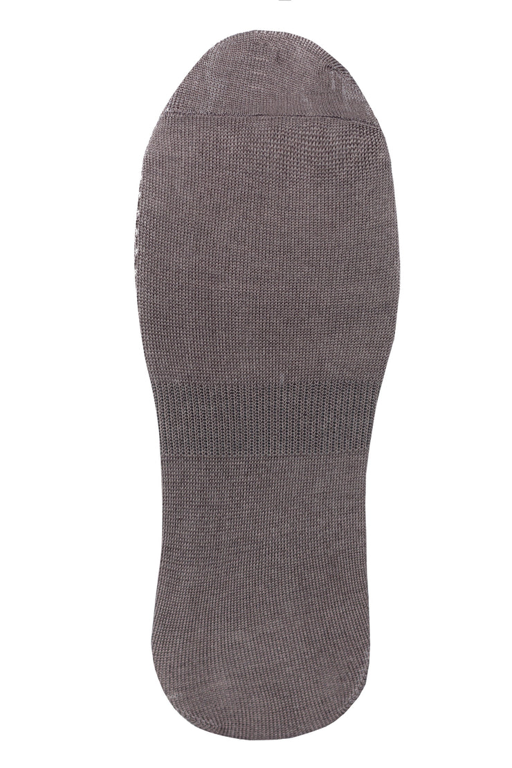 Low-Cut Grey Socks