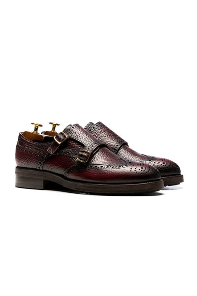 Oxford Bordeaux Shoes