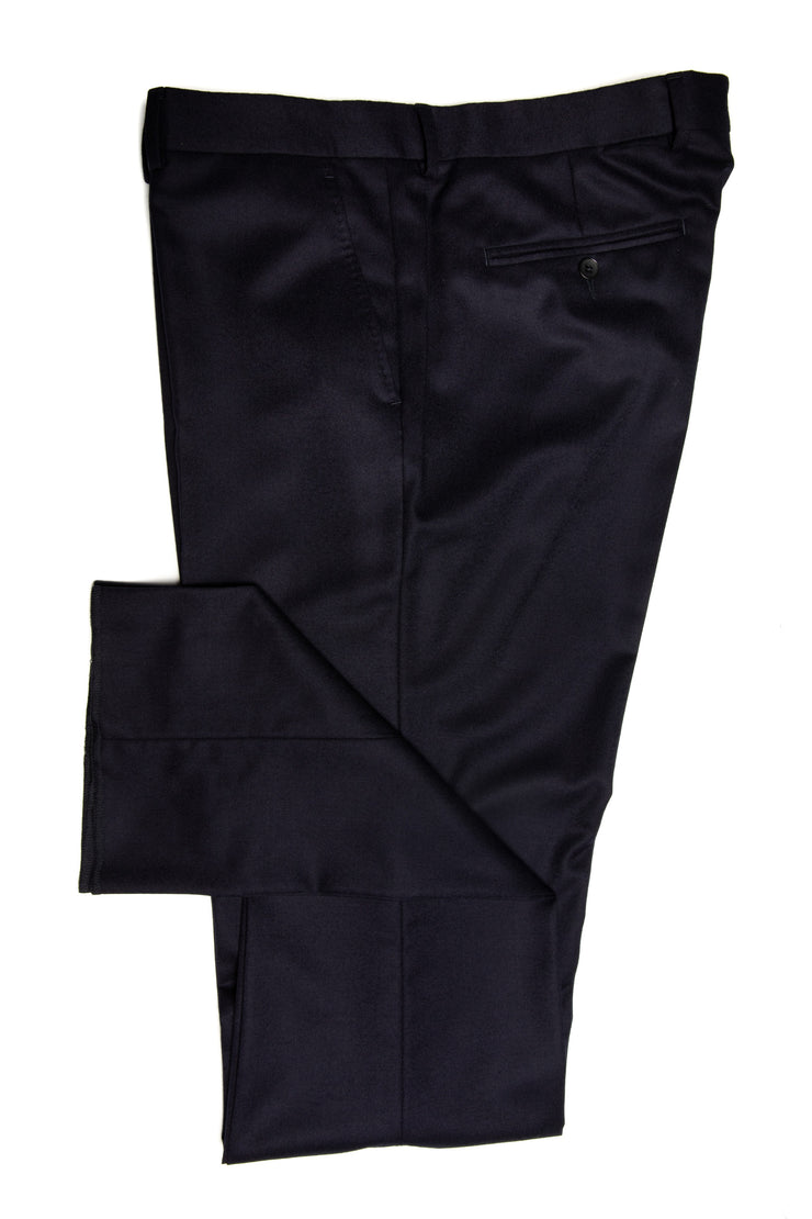 Pantalon Business Bleumarin
