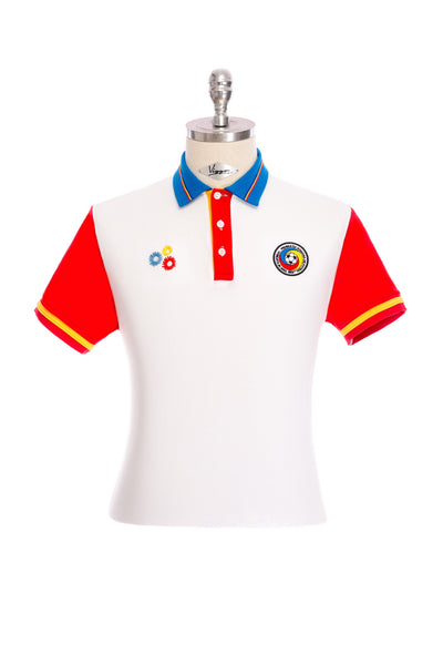 White National Football Team T-shirt