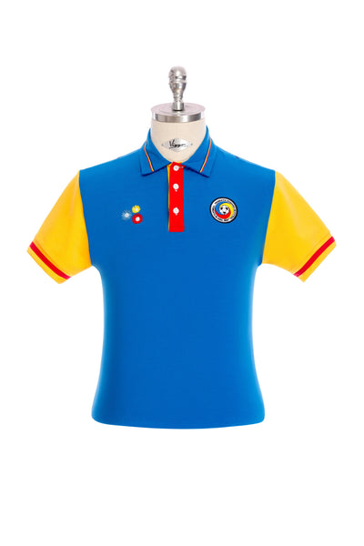 Blue National Football Team T-shirt
