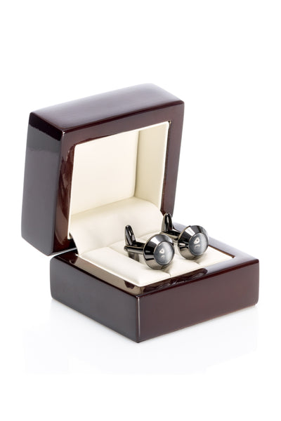 Black Eyes Cufflinks