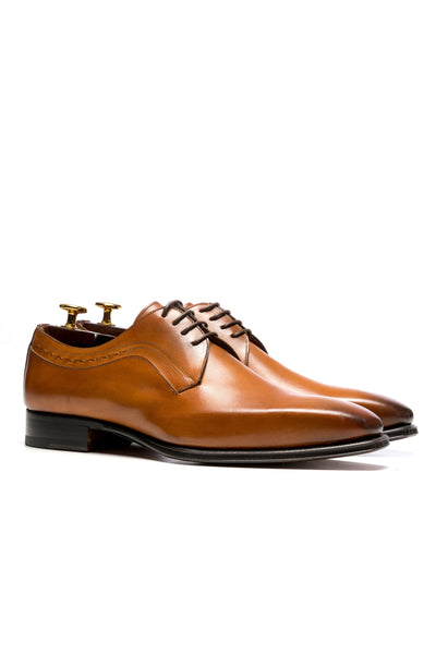 Light Brown Business Shoes