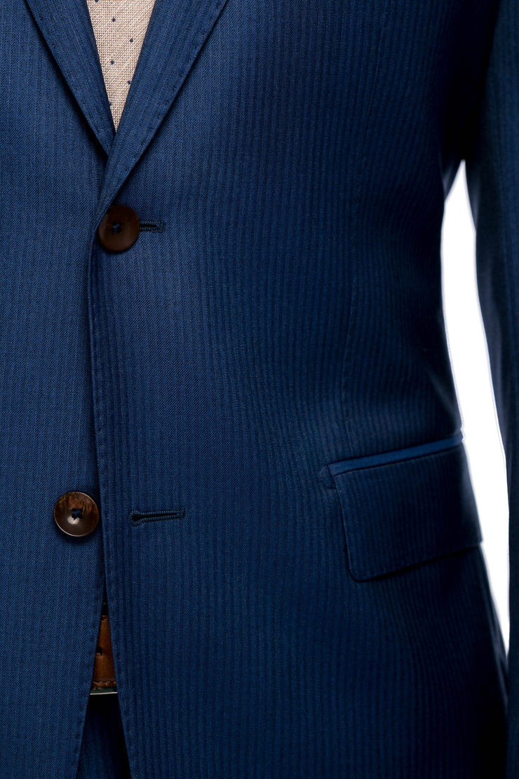 Costum doua piese in dungi, tailored fit