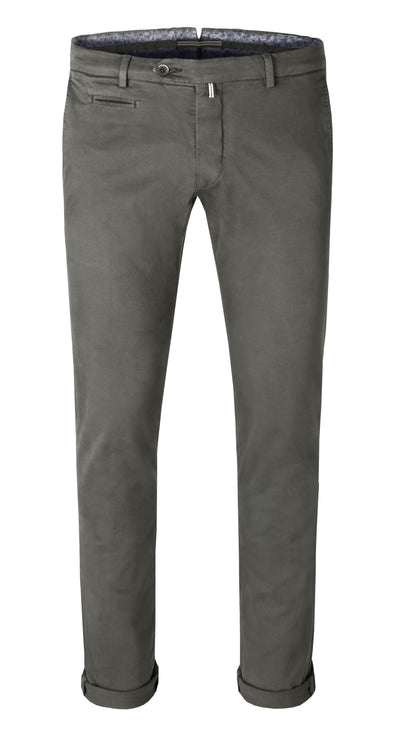 Dark Gray Chinos