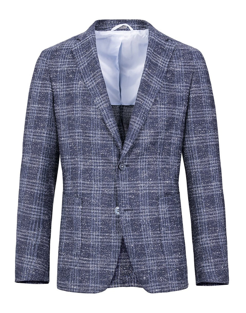 Smart Jacket Carouri Bleumarin
