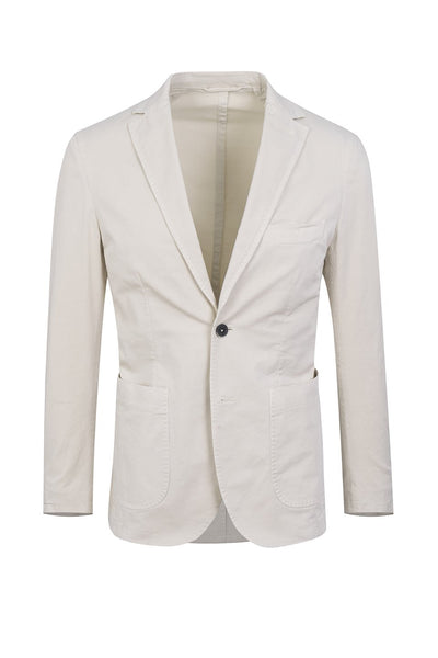 Cotton White Jacket