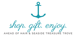 Ahead of Hair & Seaside Treasure Trove