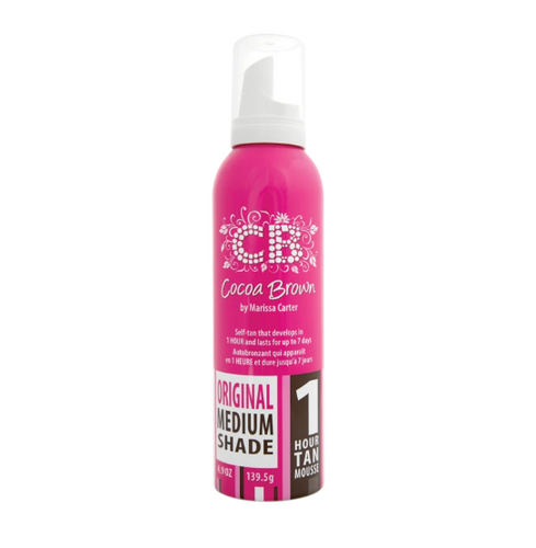 COCOA BROWN TANNING FOAM