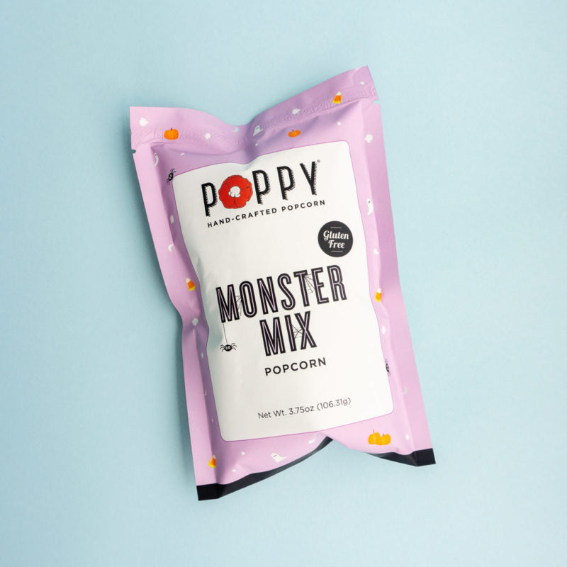 SNACK BAGS - POPPY HANDCRAFTED POPCORN