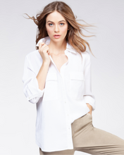 Load image into Gallery viewer, WHITE WASH BLOUSE