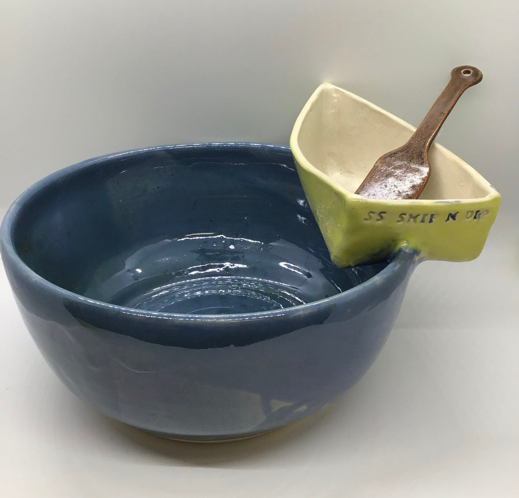 Pottery Ship 'n Dip