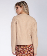 Load image into Gallery viewer, SANDY BUTTON CARDIGAN