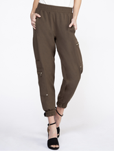 Load image into Gallery viewer, CARGO PANT WITH ZIP