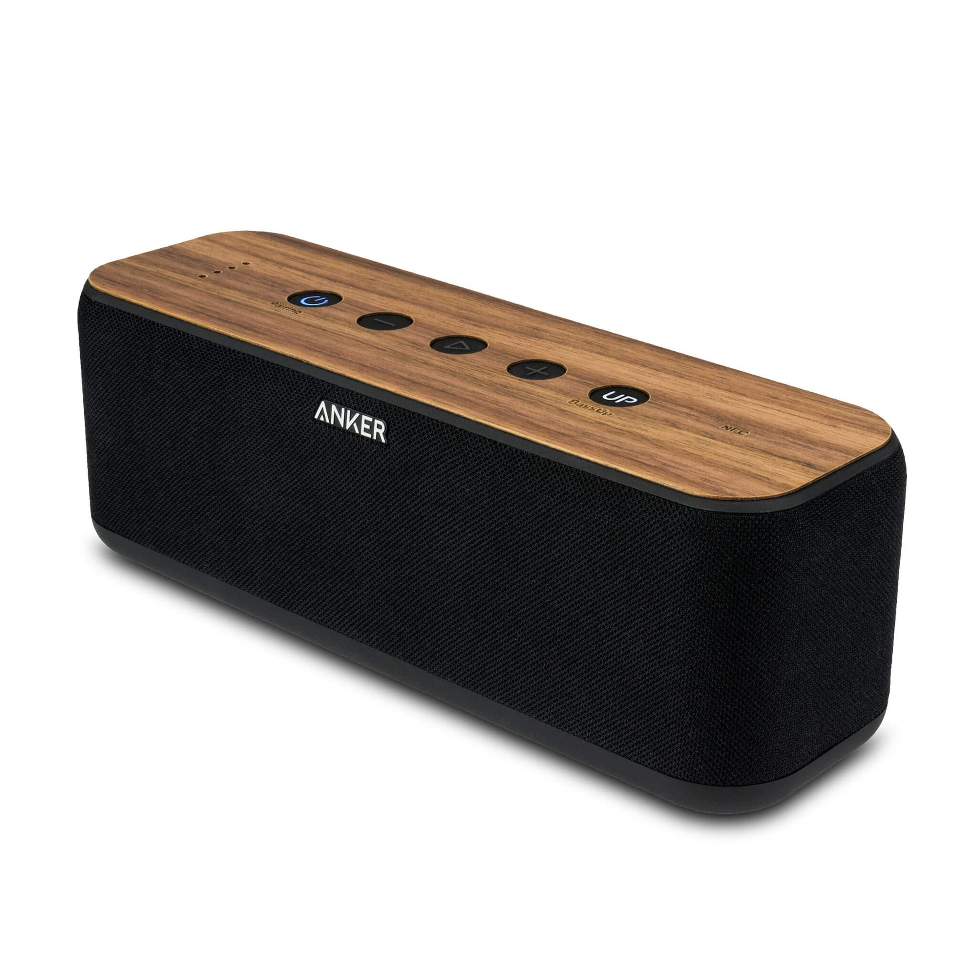 ANKER SoundCore Boost Walnut Wood Cover