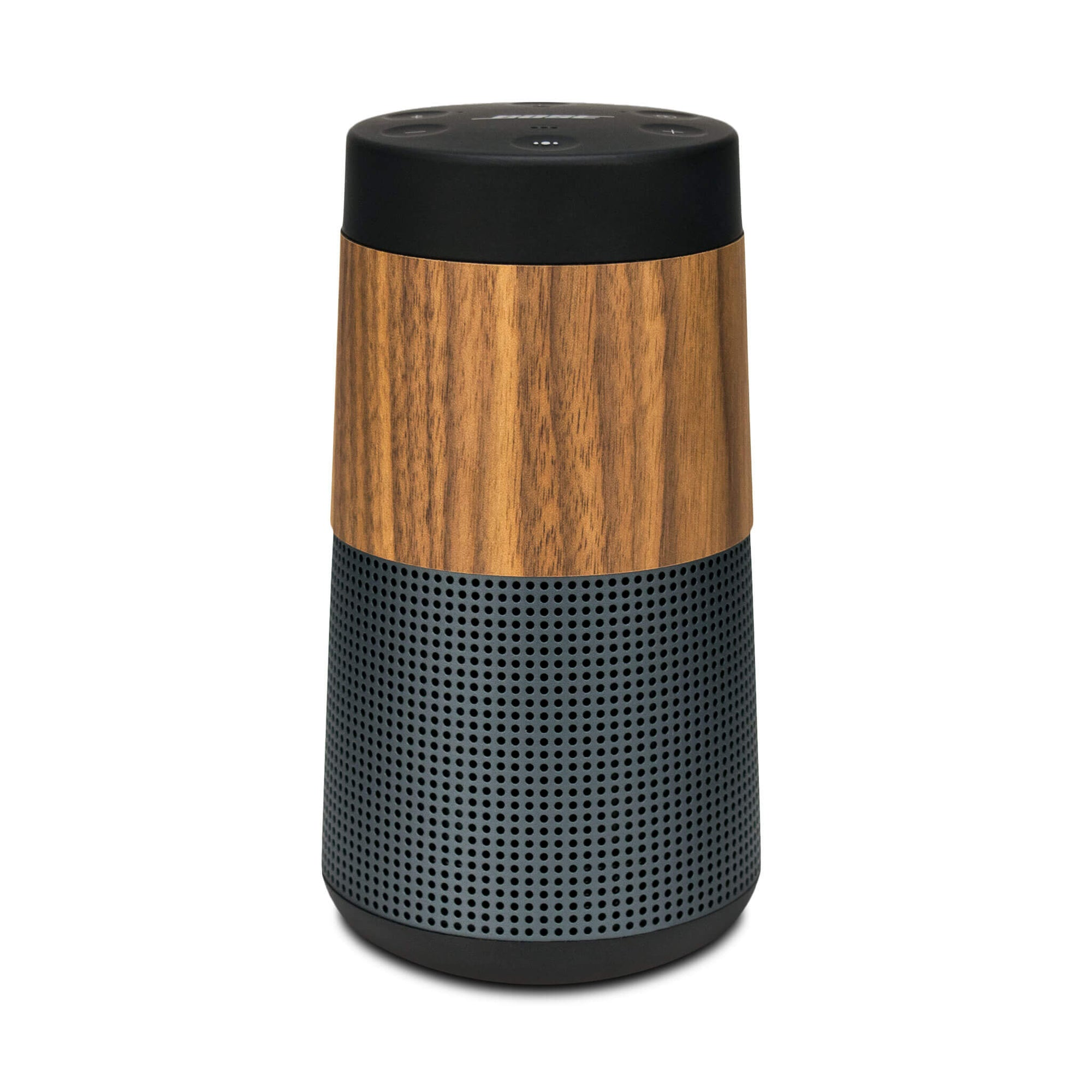 02ac6039525 Bose SoundLink Revolve Walnut Wood Cover - balolo