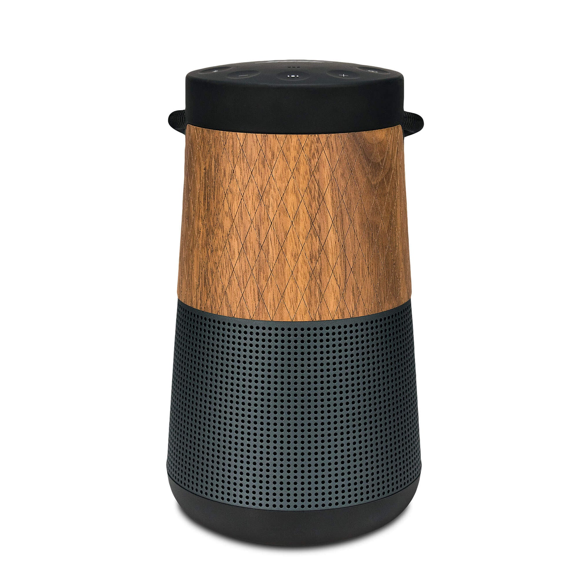 Bose SoundLink Revolve+ Walnut Wood Cover - balolo
