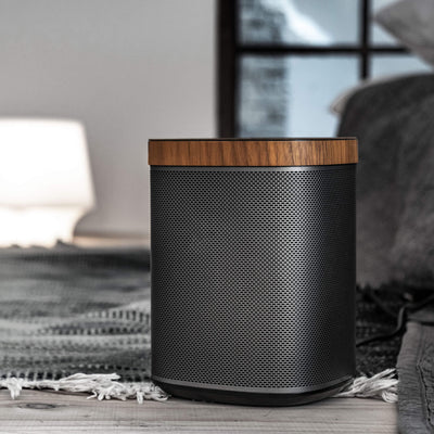 SONOS PLAY:1 Walnut Wood Cover - balolo