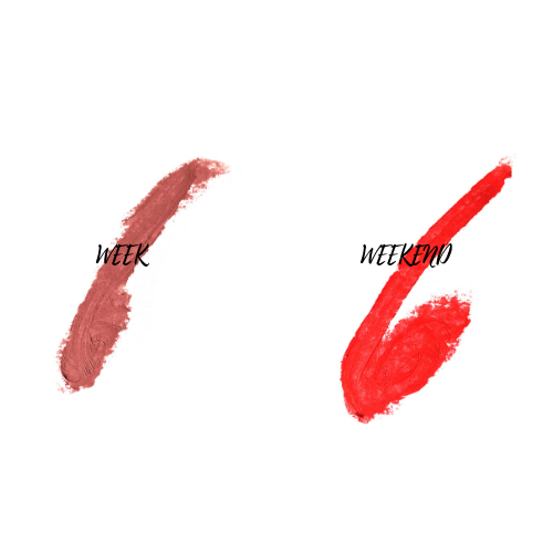 WEEK | WEEKEND DUO LIP SET
