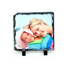 Custom Printed Photo Rocks – Personalized Photo Stone Gifts – Small Size