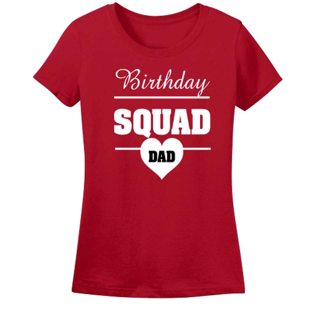 Sprinklecart Lovely Design Printed Birthday T Shirt | Customized Family Birthday Tee Gift