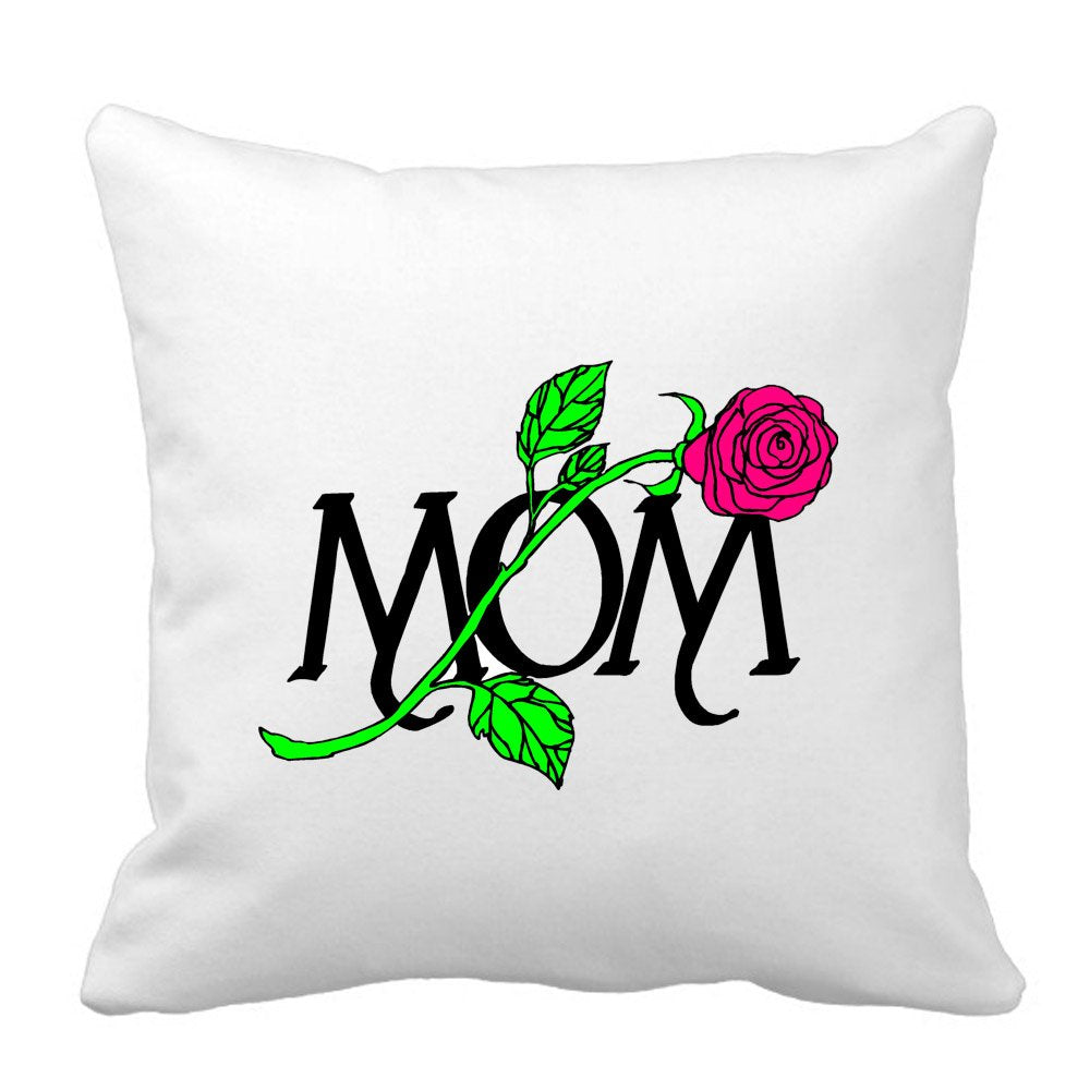 Intensively Designed Mom Gifting Cushion by Sprinklecart – 15″ x 15″ Size – Perfect Gift for Any Occassion